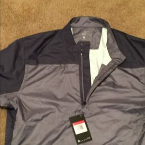 Nike runningjacket large